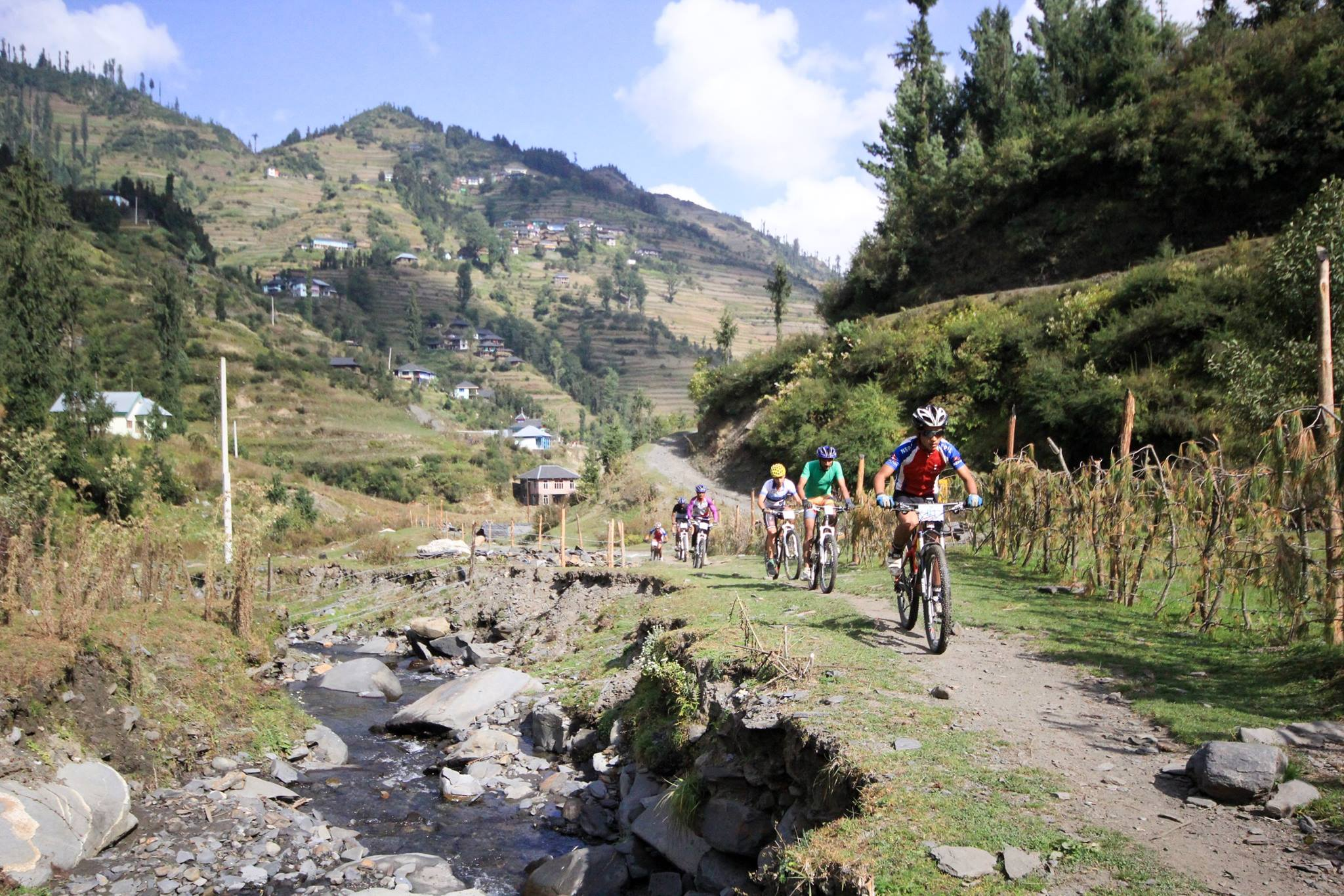 5ddf0b61eb1 Athletes to watch out for at the 11th Hero MTB Himalaya