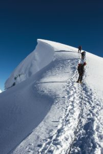 ACSP: How 'Badass' Scientists Climb Mountains to Fight Climate Change