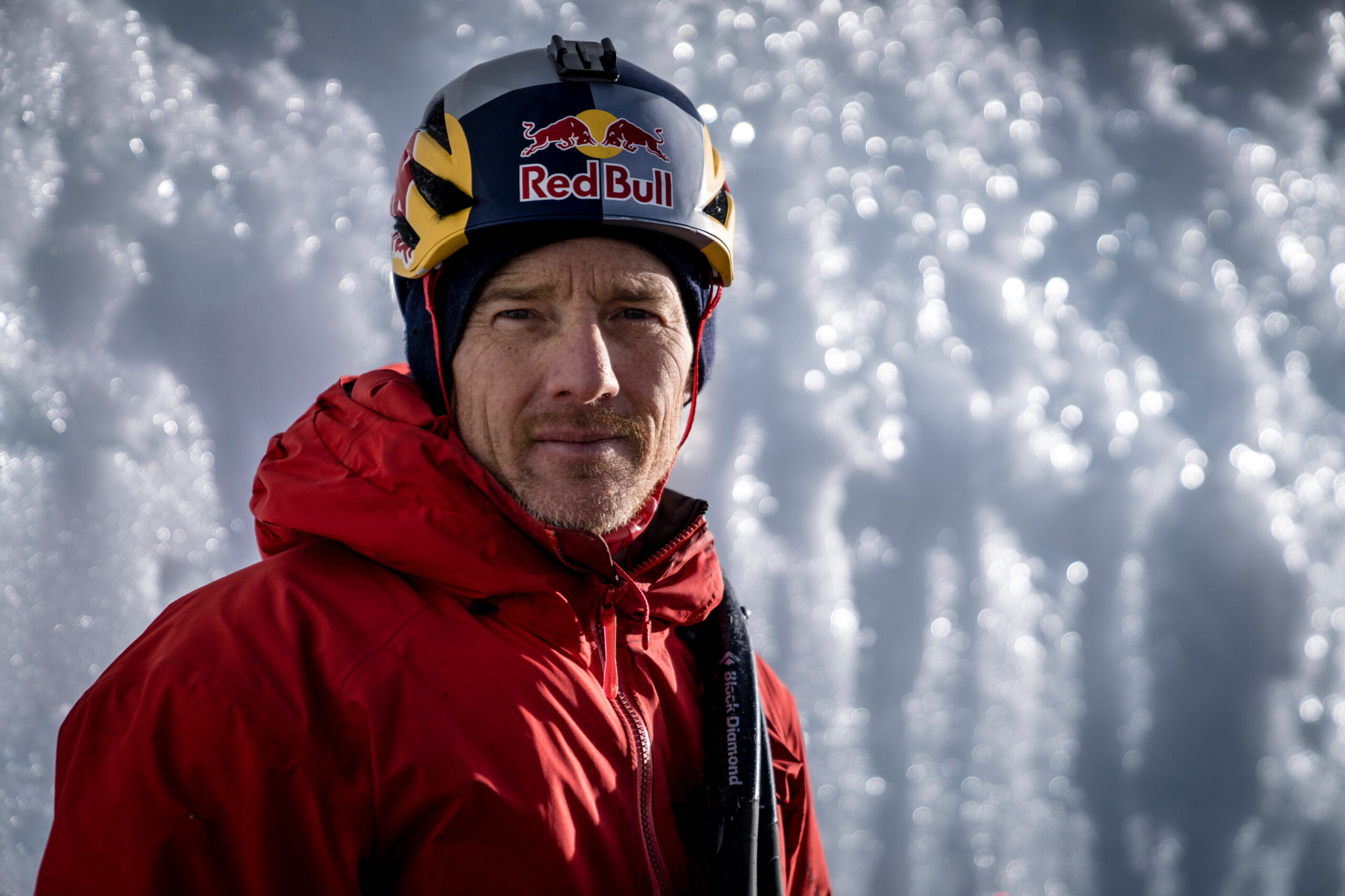 Will Gadd poses for a portrait on Mt Kilimanjaro on 23 February, 2020 in Tanzania, Africa. // Christian Pondella/Red Bull Content Pool