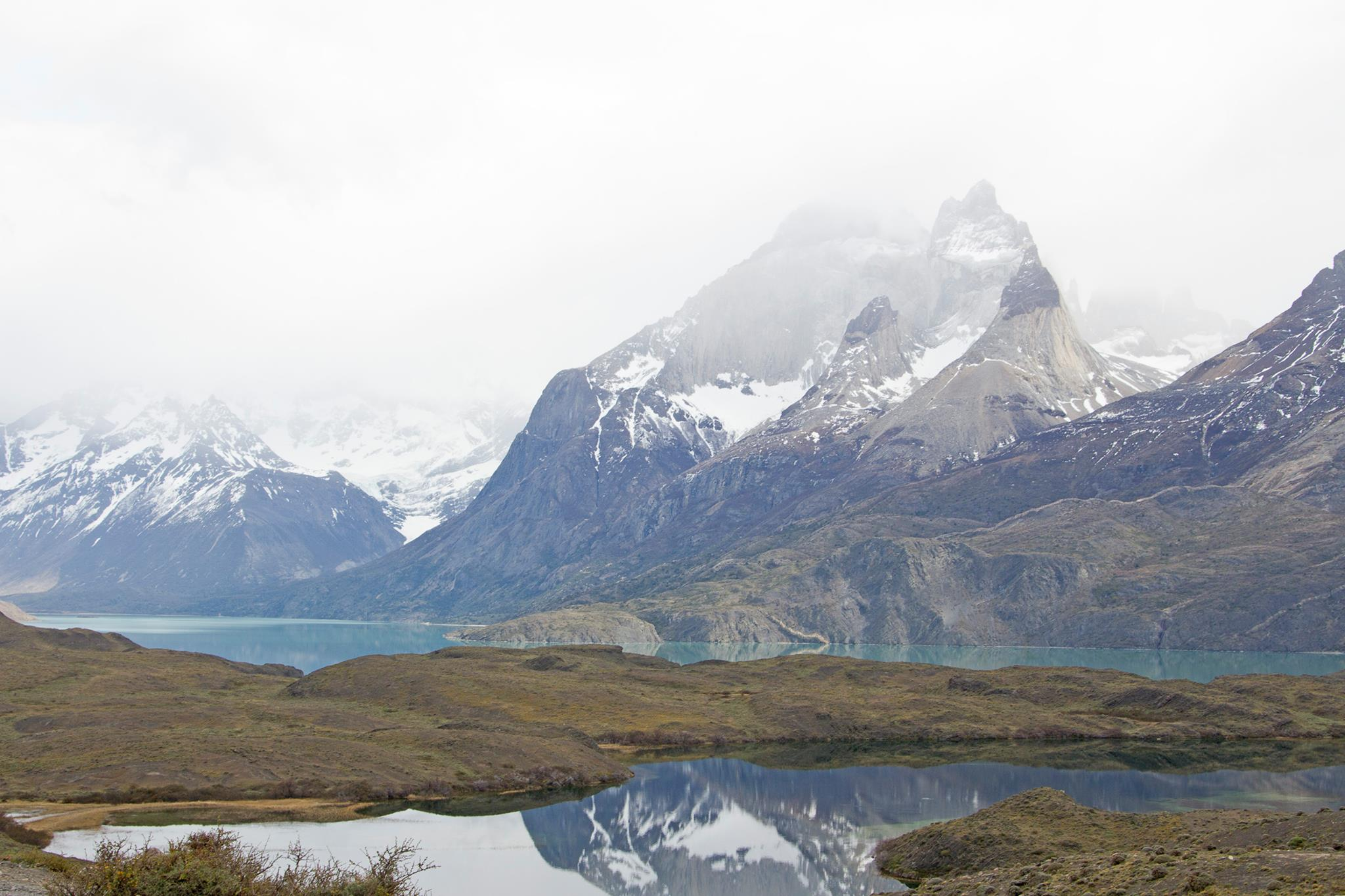 Torres del National Park, Chilean Patagonia. Photo © Madhuri Chowdhury