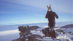 Mike Libecki climbing in Baffin Island, Canada
