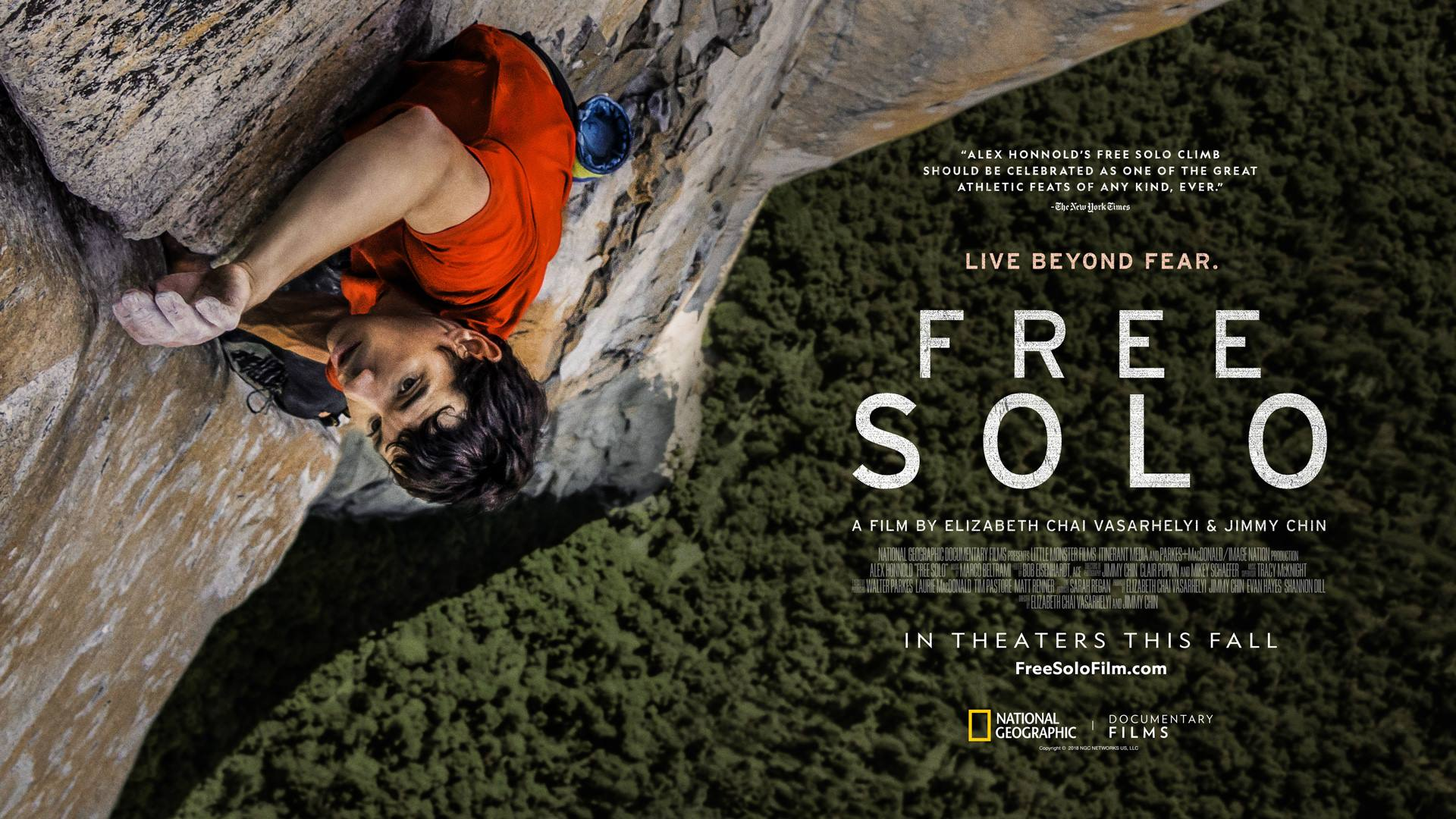 Image result for free solo movie