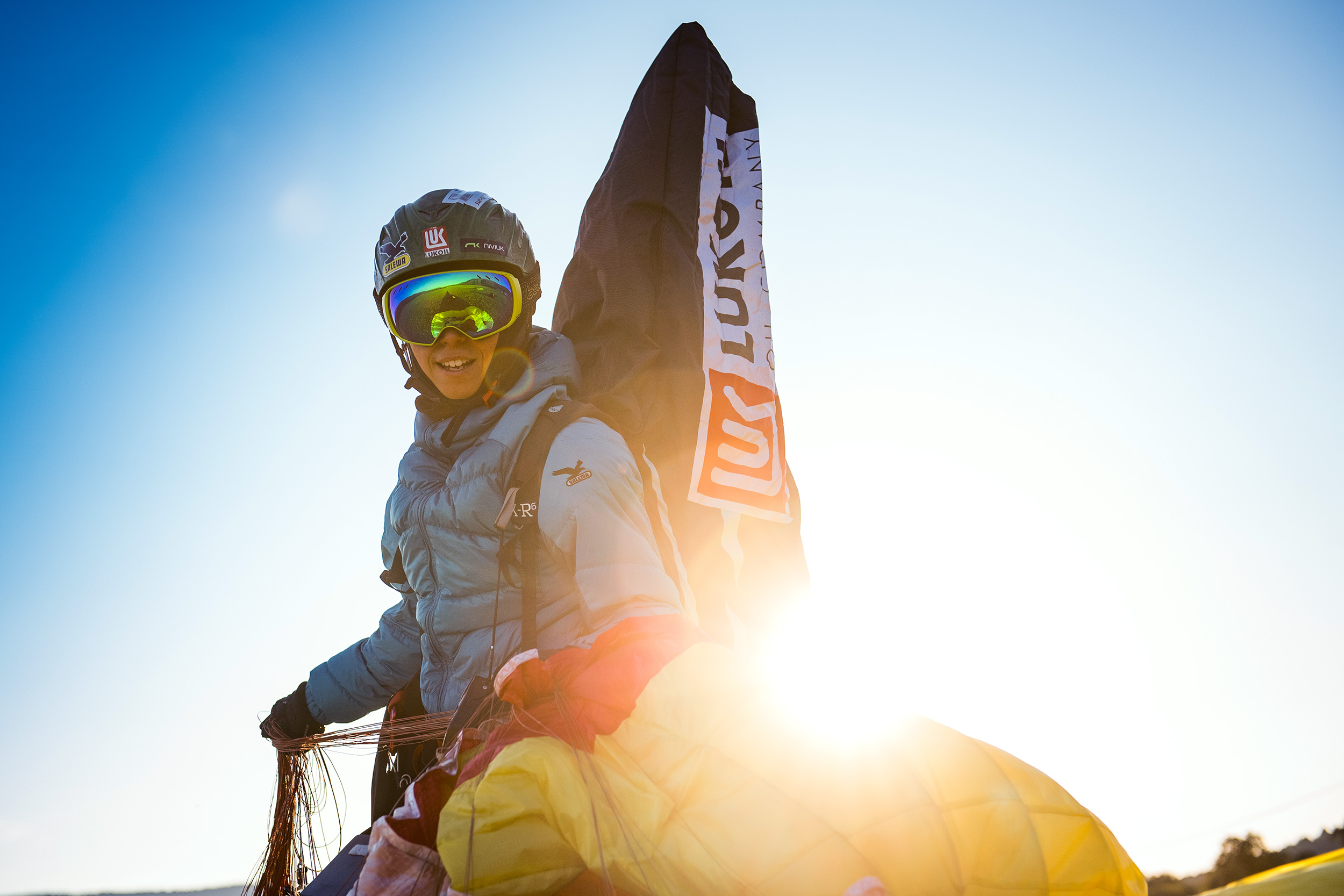 Klaudia Bulgakow: Profile of a Top Female Paragliding Pilot