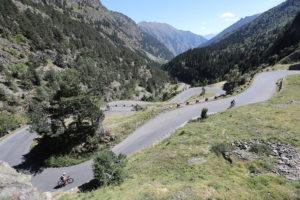 Ascent of the Cap de Long, a hidden gem of the Pyrenees. Photo courtesy of Haute Route/