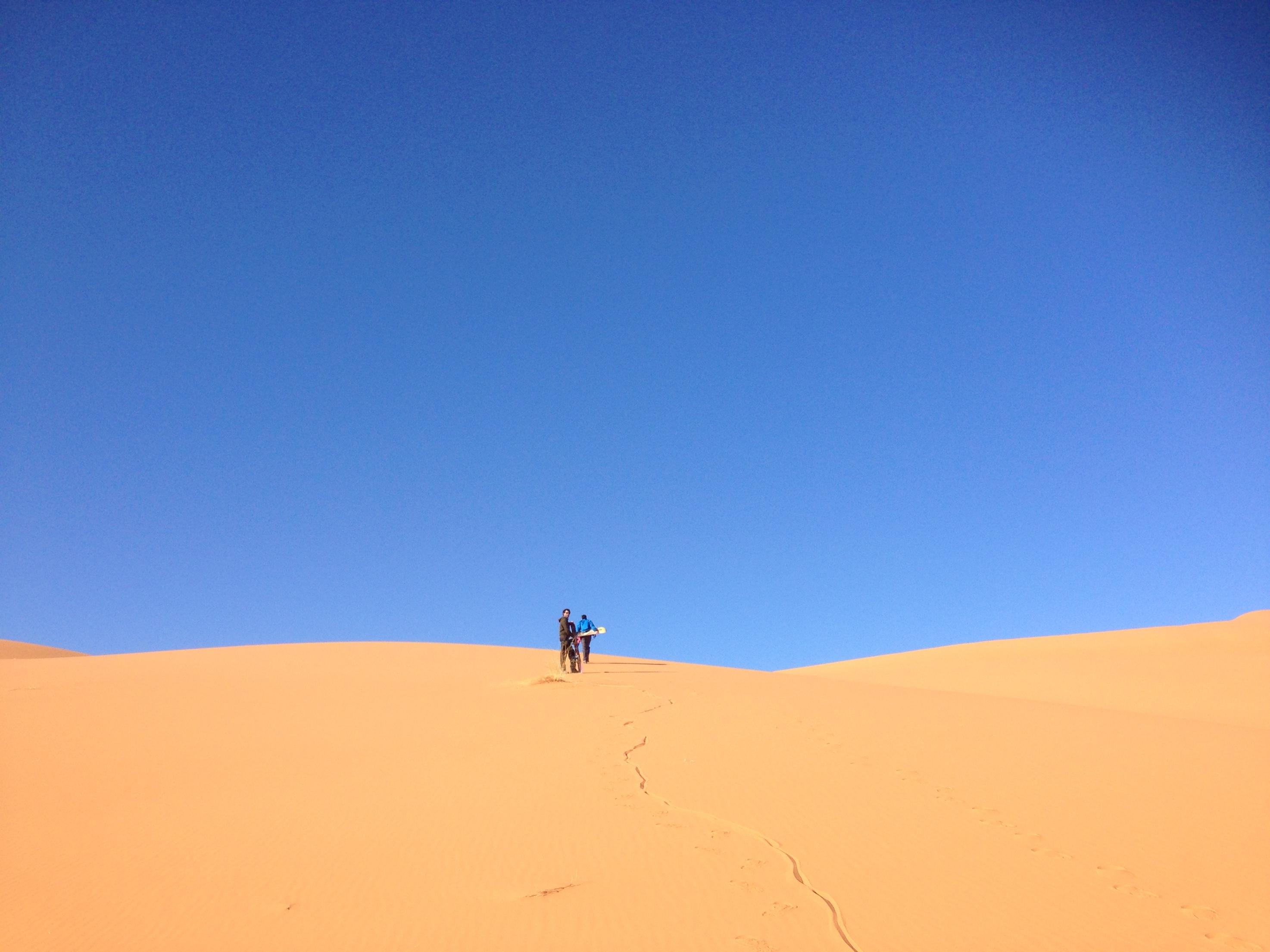 If it don't hurt, you ain't dune it right.