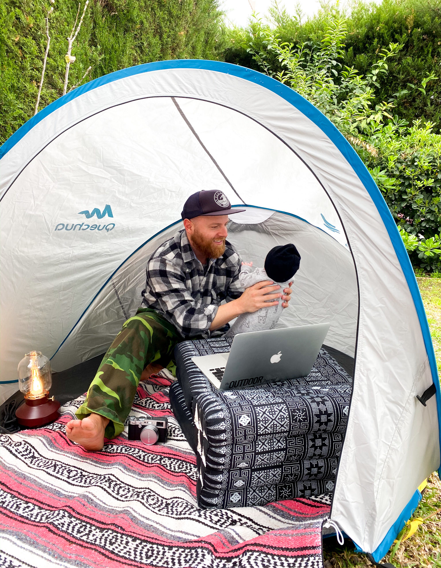 Adventure From Your Own Backyard (or Bed) with The Outdoor Journal Podcast