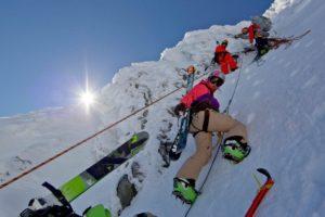 Janina_Kuzma_mountaineering - Franz Joseph Glacier, NZ-Camilla Rutherford