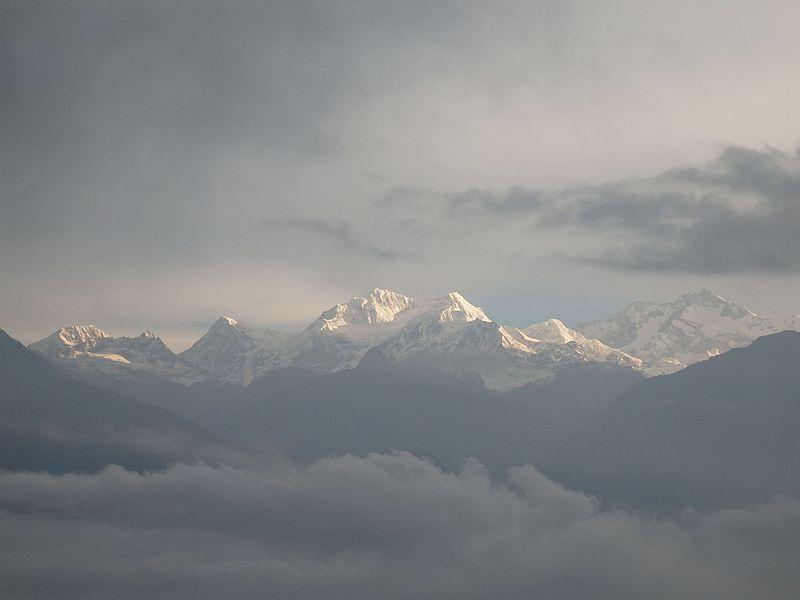 Kanchenjunga_peak