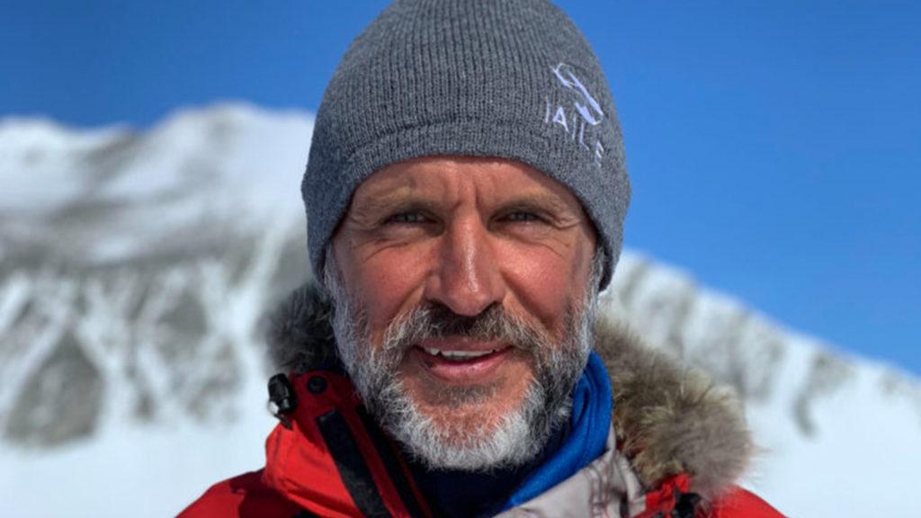 Alone Across Antarctica Part 2 Captain Louis Rudd U2013 For