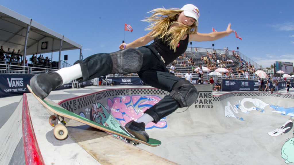 It's Her Turn: Female Skateboarders Inspire Girls to Defy Expectations