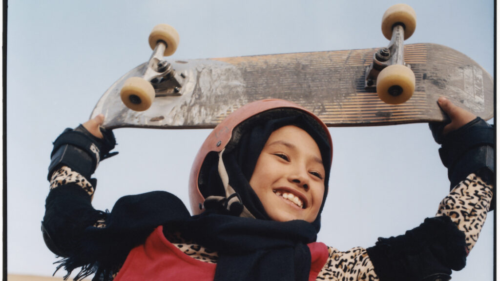 Everyday is Women's Day at Skateistan