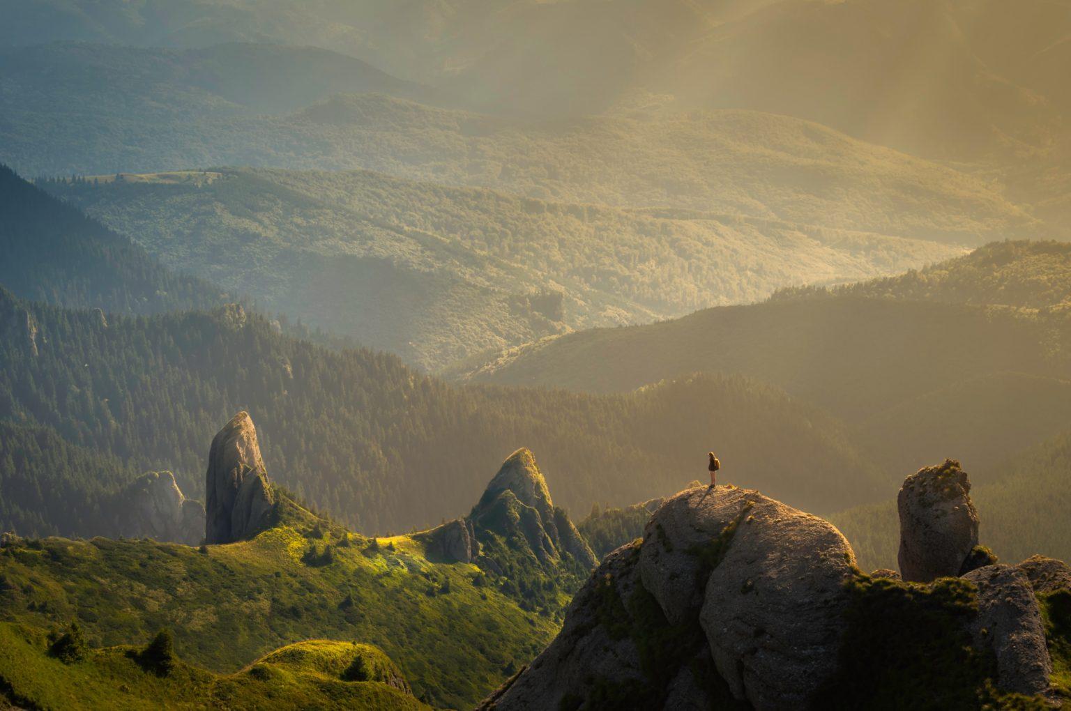 Ciucaș Peak, Romania.