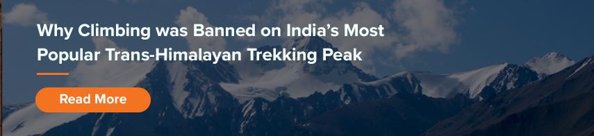 Ban on Climbing_himalayas