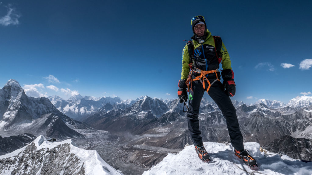 Ueli Steck: The Carpenter Who Climbed Mountains – The